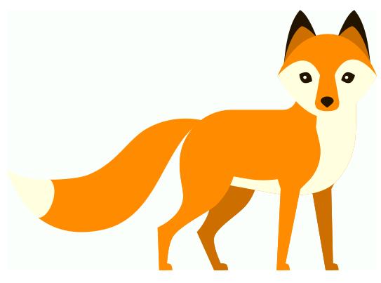 Agile fox