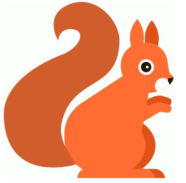 ScanAgile squirrel